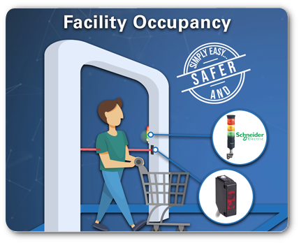 Telemecanique Sensors Facility Occupancy Management solution