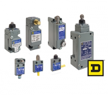 Square D brand NEMA Limit Switches