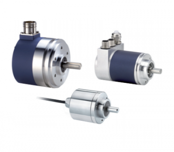 Rotary encoders from Telemecanique Sensors XCC range