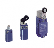 Telemecanique Sensors Standard IEC Limit Switches